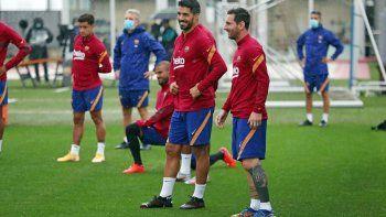 Luis Suárez, cada vez más cerca de Ronaldo que de Messi