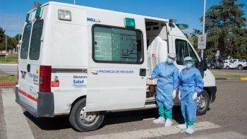 coronavirus en neuquen: 6 muertes y 210 casos en un dia