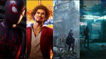 todos los juegos de lanzamiento de playstation 5 y las nuevas xbox