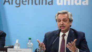 Alberto Fernández: A mí no me gusta el cepo, lo heredamos