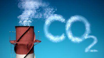 al final, la concentracion de co2 en la atmosfera no bajo