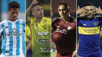Día, hora y TV de los partidos de los argentinos en la semana copera