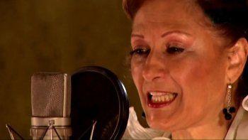 El chamamé de luto: murió Ramona Galarza, la novia del Paraná