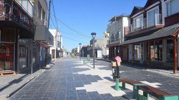 El sector comercial de la villa turística, reclamó acompañamiento del Estado.