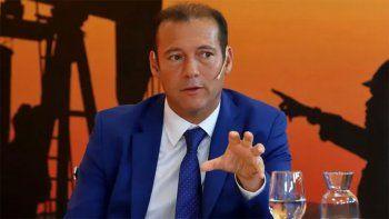 Gutiérrez anunció la licitación de la plataforma logística