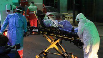 Argentina sumó 206 muertes y 8.841 casos durante el domingo