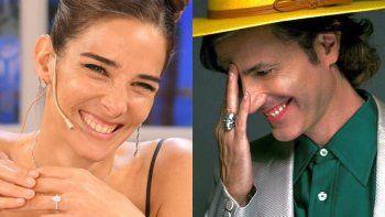 Bomba: ¿Juanita Viale, de novia con Coti?