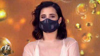Alerta en el Cantando: Flor Torrente tiene Covid y es baja