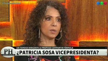 Patricia Sosa se llevó todas las miradas en PH gracias a sus jugosas anécdotas