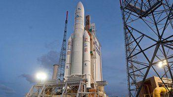 Hoy se cumple un año del lanzamiento del ARSAT-1.