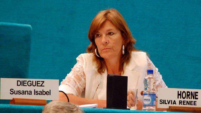 Silvia Horne se presentó como querellante en la causa de espionaje ilegal