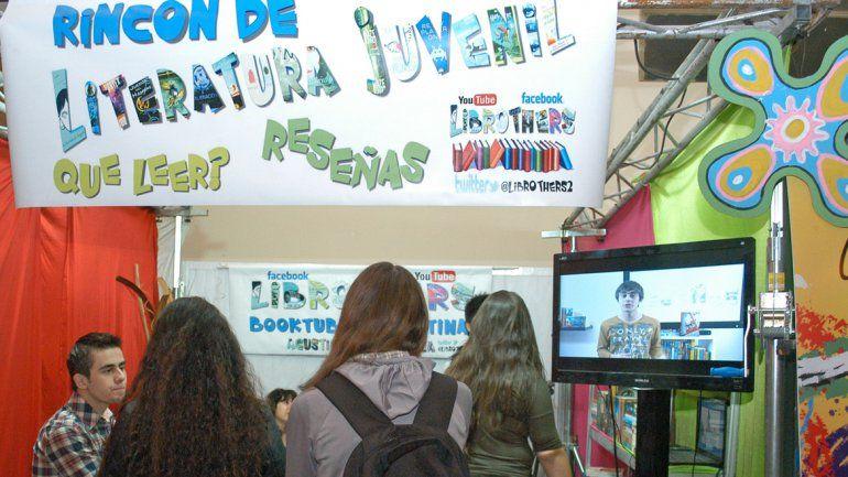 Los booktubers harán un encuentro para escuelas en el Círculo Italiano.