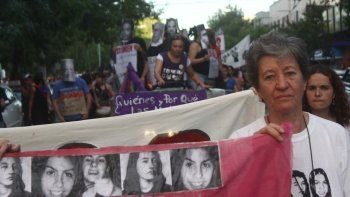 Ofelia Villar, madre de Verónica, dice que lo que más se sufre es la incertidumbre de no saber lo que pasó.