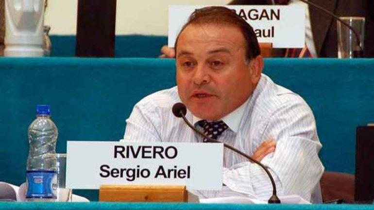 El legislador Ariel Rivero respaldó los dichos de Pichetto