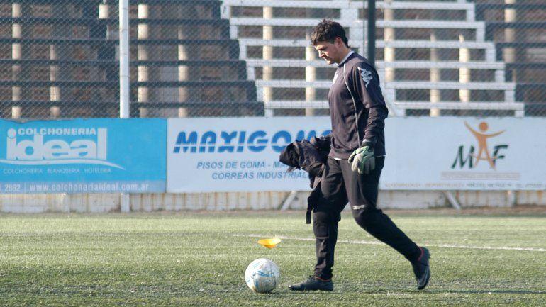 Nicolás Caprio vuelve a Cipolletti