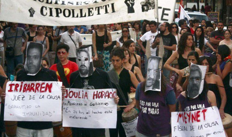 Semana de la impunidad por el primer triple crimen de Cipolletti
