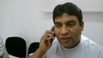 José Liguén, referente de UATRE.