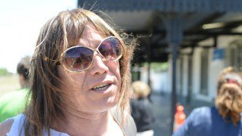 Ornella Infante, referente cipoleña del colectivo trans, fue una de las impulsoras y defensoras de la iniciativa.