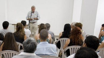 Cáritas cerró ayer la tercera edición de sus capacitaciones anuales.