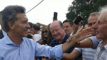Espectacular operativo por la visita del presidente Macri