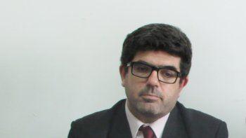 El fiscal Gustavo Herrera pidió perpetua para el acusado.