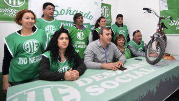 Villa Regina: ATE pidió un aumento del 40% para los Municipales