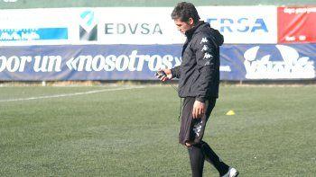 Carrasco finalmente aceptó la oferta y se queda en el Cipo de Homann.