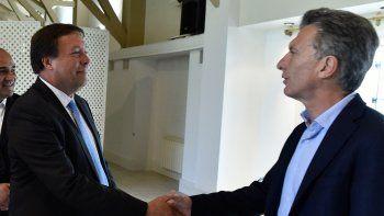 Macri recibirá a Weretilneck en la Casa Rosada