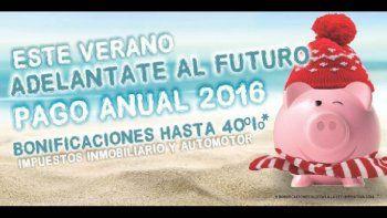 Más de 96.000 contribuyentes realizaron el Pago Anual 2016