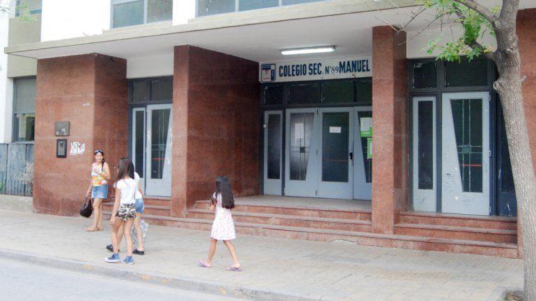 Celebrarán los 60 años del colegio Manuel Belgrano