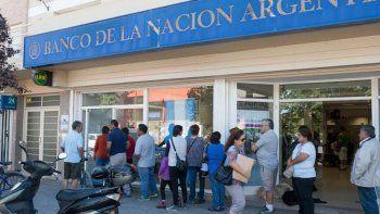 Las protestas de los bancarios no se sentirán en la región