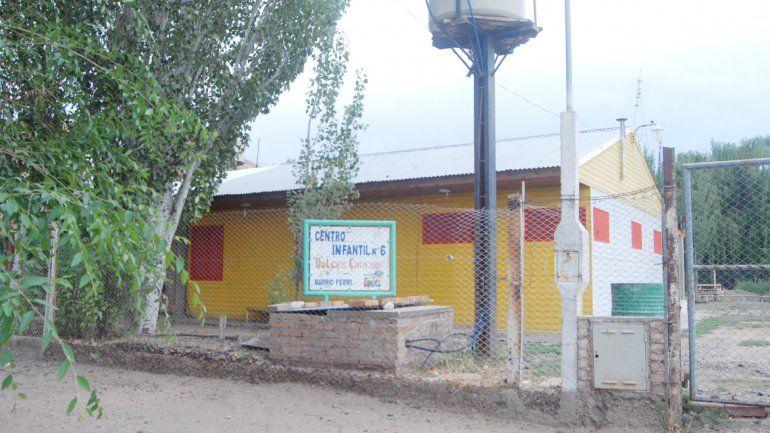 Refaccionaron los edificios de los centros infantiles