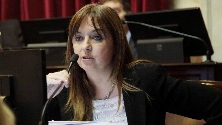 Odarda está preocupada por la posible quita de la zona patagónica a trabajadores