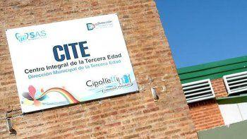 Luis Tapia dirigía las labores del CITE, reconocida repartición.