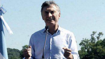 Macri lanza la plataforma Frontec en Bariloche