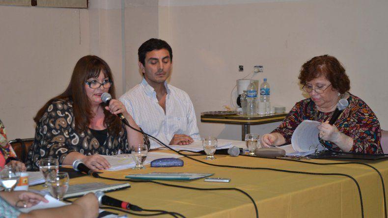 La concejal Eugenia Villarroel presentó un proyecto de comunicación