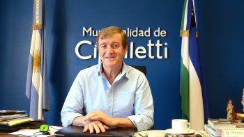 Tortoriello asegura que la gestión de Baratti dejó una deuda de 40 millones de pesos