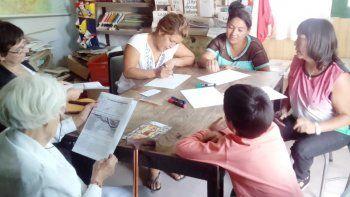 El área de Cultura de la comuna ya viene trabajando con talleristas.