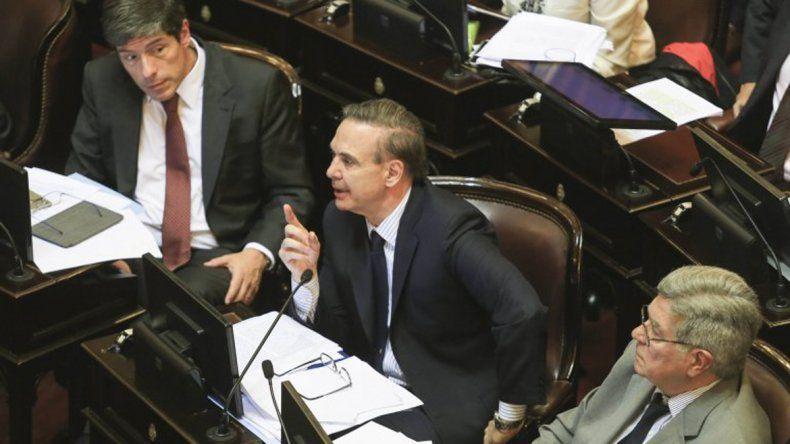 Pichetto, el senador que mejor trabajó durante el año 2017