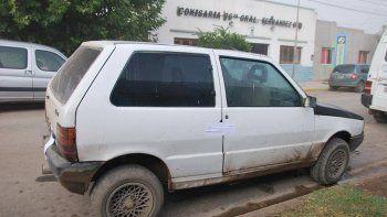 Recuperan en Oro un auto robado en Neuquén