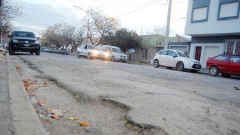 La pavimentación y el reasfaltado de calles son prioridades en una ciudad que no deja de crecer y que requiere de óptimas condiciones para la circulación.