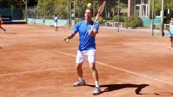 Daniel Orsanic estuvo el mes pasado en Neuquén.