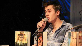 El joven cipoleño Agustín Sohn participará de la 42ª edición de la Feria Internacional del Libro de Buenos Aires, una de las más importantes del mundo.