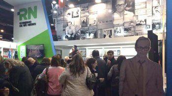 Río Negro y una variedad de propuestas en la Feria Internacional del Libro
