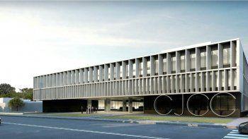 La Ciudad Judicial de Cipolletti funcionará en el barrio Flamingo.
