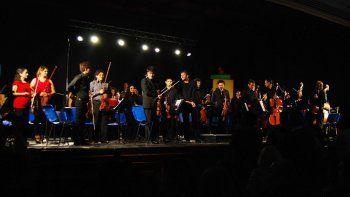 La Filarmónica de Río Negro se presentará en Cipolletti