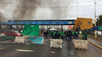 ATE levantó la protesta de los municipales de Cordero y liberó los puentes carreteros