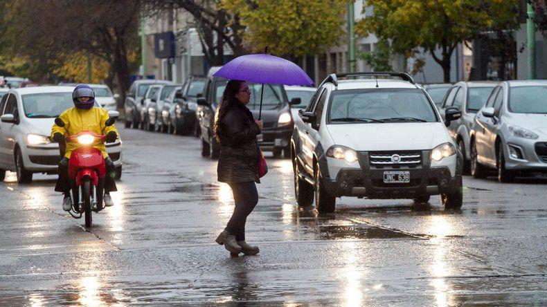 Las lluvias continuarán en la región hasta el martes