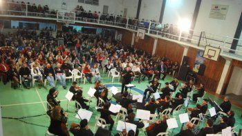 La Filarmónica de Río Negro llega a Cipolletti