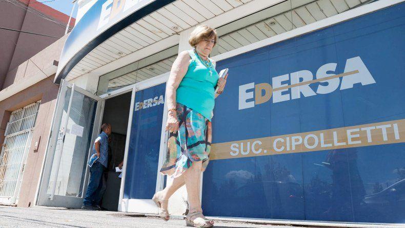 Provincia amenaza con vender acciones de Edersa si no paga una deuda millonaria